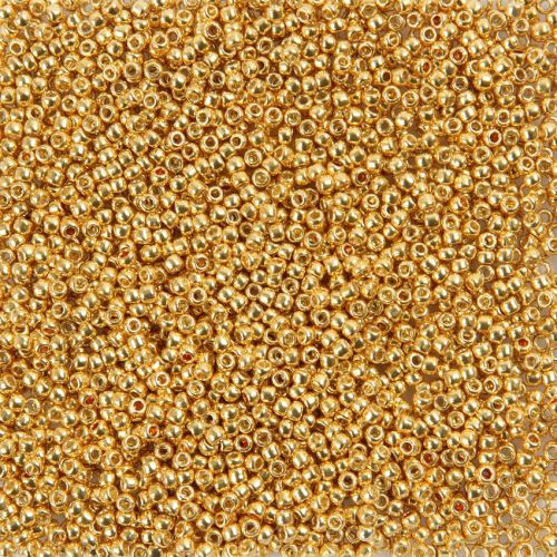 Toho Size 11 Round Seed Beads Permanent Finished Galvanised Starlight 7.5g TUBE
