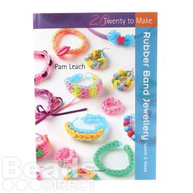 20 To Make Rubber Band Jewellery By Pam Leach