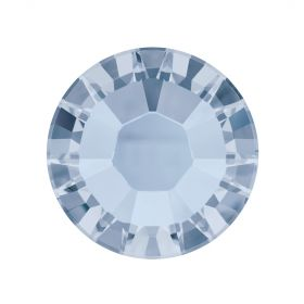 2078 Swarovski Crystal Hotfix Round 7mm SS34 Crystal Blue Shade A HF Pk144