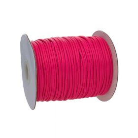 Coated twine / 2.0mm / magenta / 80meters