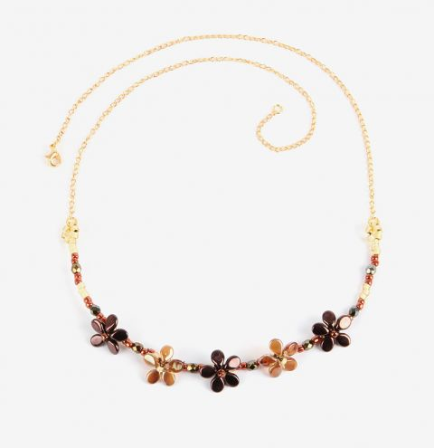 Daisy Chain Necklace | Take a Make Break