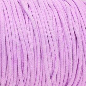 Waxed cord / 2.0mm / 1M / light pink