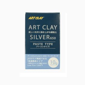 Art Clay 650 Silver Paste 10g New Formula