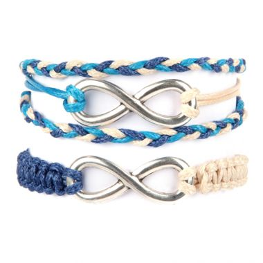 Blissful Blue Bracelets