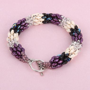 SuperDuo Rope Bracelet | Take a Make Break