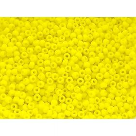 TOHO™ / Round 11/0 / Opaque Frosted / Dandelion / 10g / ~ 1100pcs