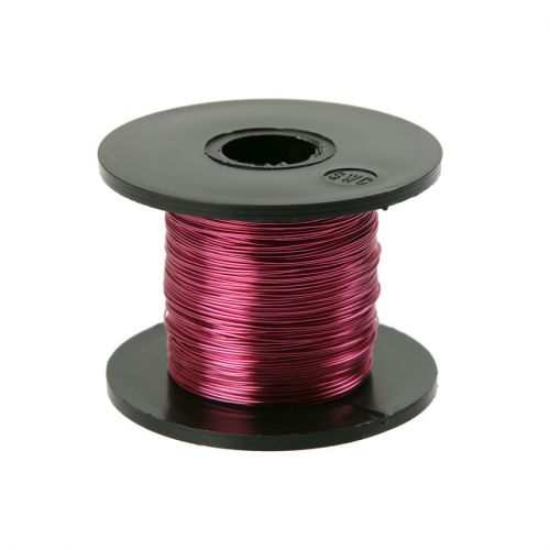 Bright Violet Coloured Copper Craft Wire 0.315mm 70metre Reel