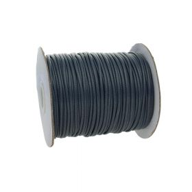 Coated twine / 2.0mm / graphite / 80m