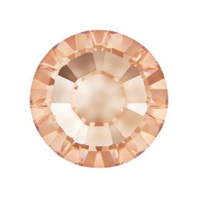 2078 Swarovski Crystal Hotfix Round 7mm SS34 Light Peach A HF Pk144