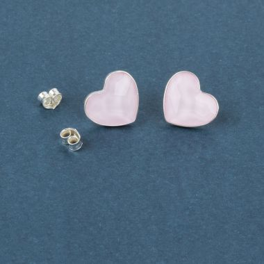 Sweet Rose Crystal Earrings