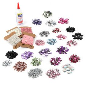 Beads Direct Christmas Crafting Bundle with Embellishments