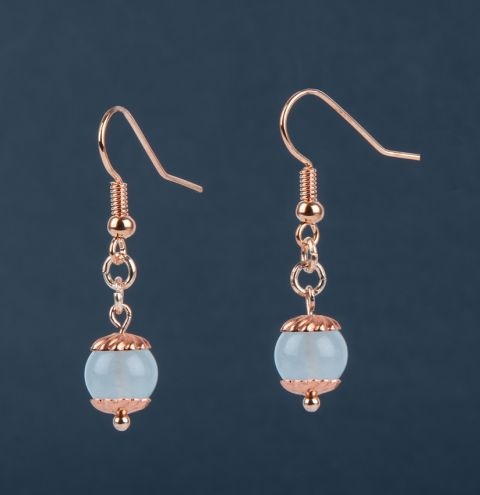 Paradise Blue Earrings