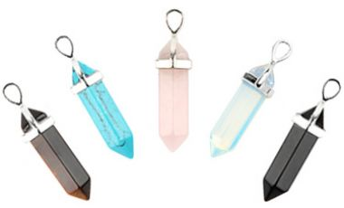 ~ Beautiful Gemstone Pendants ~