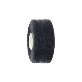 Beadalon ™ / thread NYMO / nylon / D / Black / 59m
