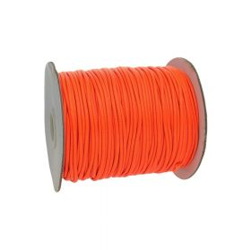 Coated twine / 3.0mm / orange / 40m