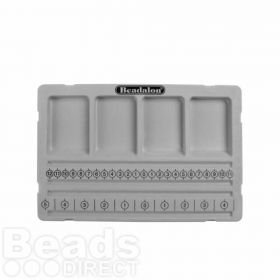 Beadalon Bracelet Board with Cover Pk1