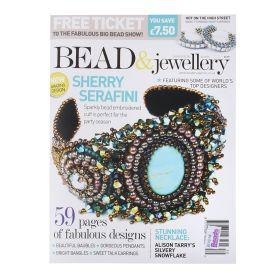 Bead and Jewellery Magazine December/January Issue 90