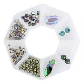 Kale - Swarovski Bead Selection in Storage Ring
