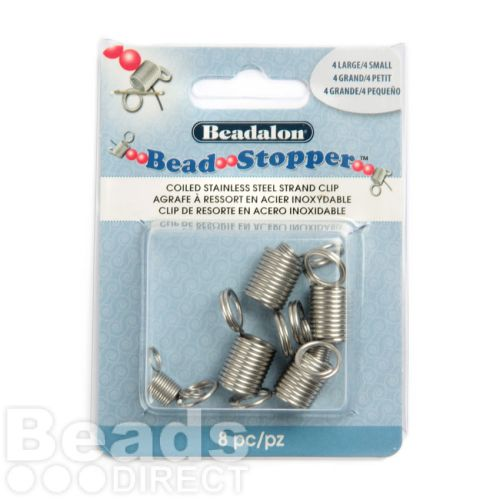 Beadalon Bead Stopper Combo Pack Pk8