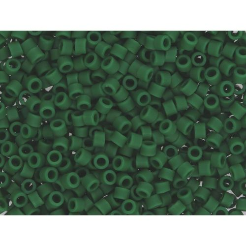 TOHO™ / Treasure 11/0 / Opaque Frosted / Pine Green / 5g