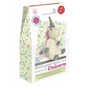 The Craft Kit Company  Knit Your Own Unicorn Kit
