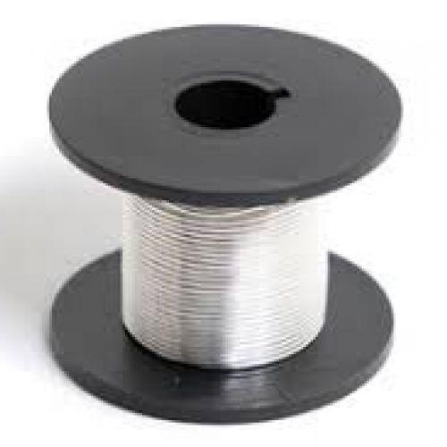 X Silver Plated Copper Wire 0.71mm 14metres