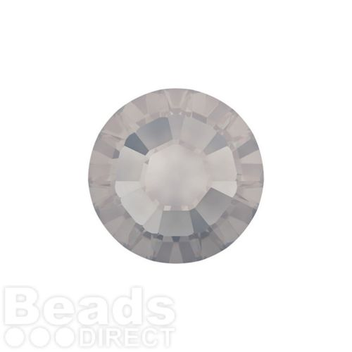 2078 Swarovski Crystal Hotfix Round 4mm SS16 Light Grey Opal A HF Pk1440
