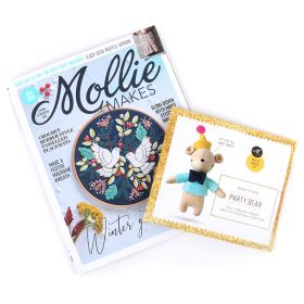 Mollie Makes Magazine 2018 Issue 100