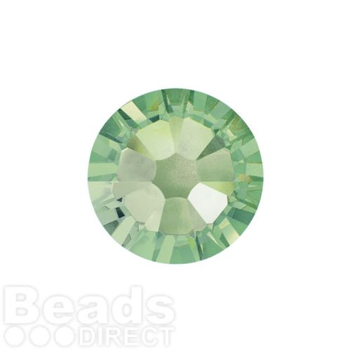 2088 Swarovski Crystal Flat Backs Non HF 4mm SS16 Chrysolite F Pk1440