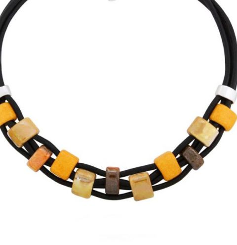 Ceramic Statement Necklace - Jewellery Making for Beginners