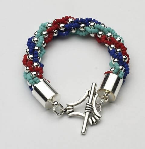 How to Make a Turkish Cord - Jewellery Making Tutorial