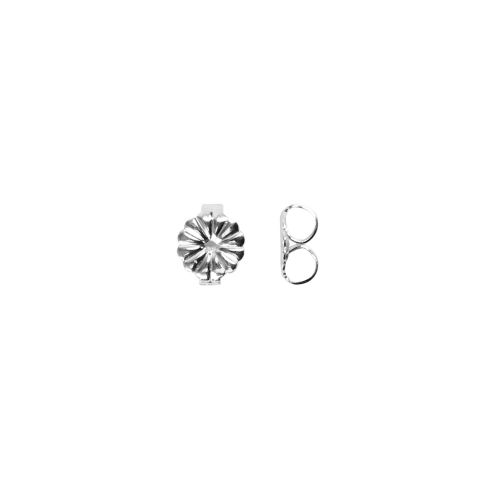 Sterling Silver 925 Earring Back 1xPair