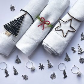 Beads Direct Christmas Place Setting Bundle Kit