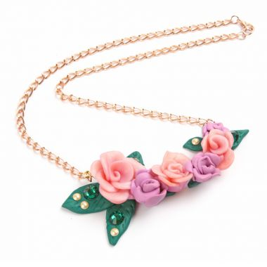 'Rose Garden' Necklace