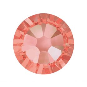 2088 Swarovski Crystal Flat Backs Non HF 7mm SS34 Rose Peach F Pk144