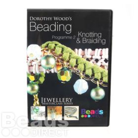 Dorothy Wood's Beading Programme 2 Knotting and Braiding DVD