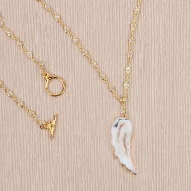 Angel Whispers Necklace