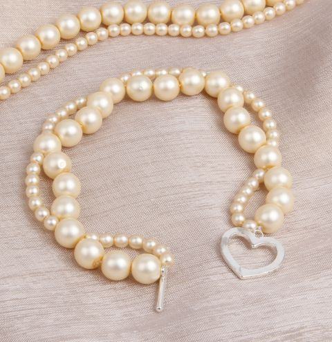 Honeymoon Pearl Bracelet