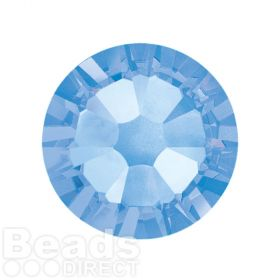 2088 Swarovski Crystal Flat Backs Non HF 7mm SS34 Light Sapphire F Pk144