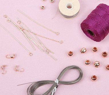 Let's get started with Jewellery Making