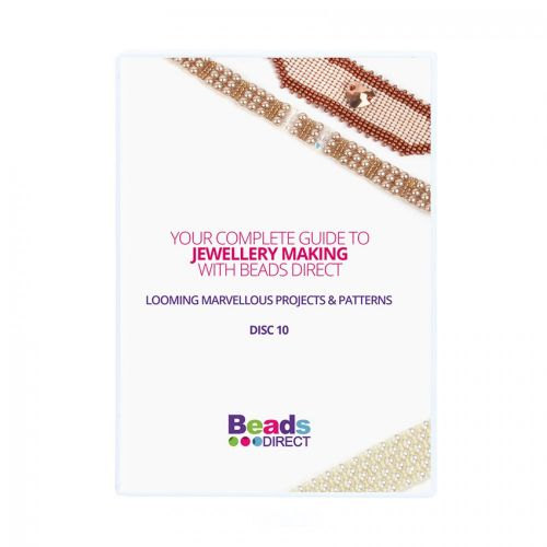 Beads Direct CD-ROM 10 Looming Marvellous