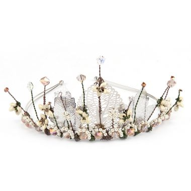 """A Midsummer Night's Bride"" Tiara"