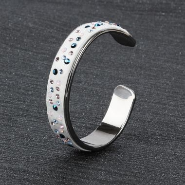 Vintage Shine Bangle | Swarovski Ceralun