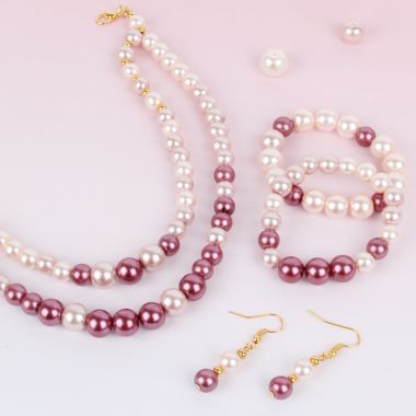 Candy Rose Jewellery Set