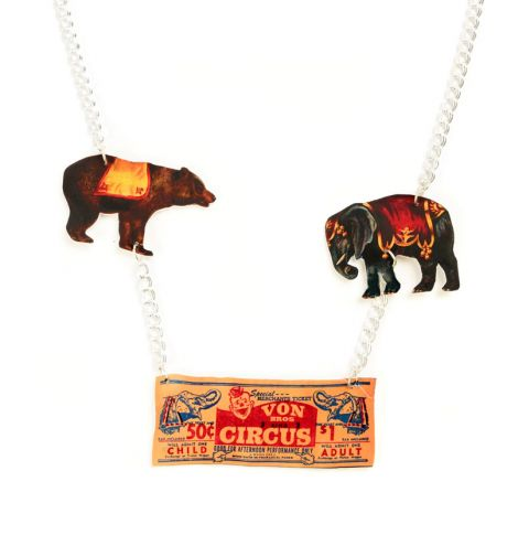 Circus Necklace