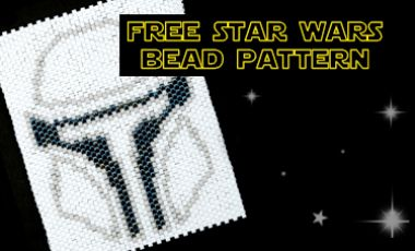 FREE Star Wars Bead Pattern