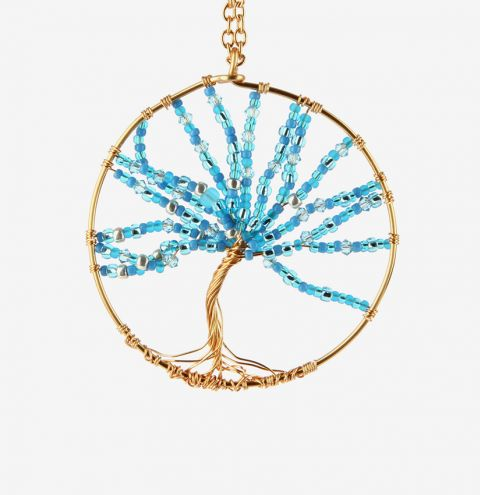 Tree of Life Pendant | Take a Make Break