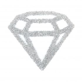 Swarovski Crystal Self Adhesive Transfer Diamond Transparent CAL Pk1