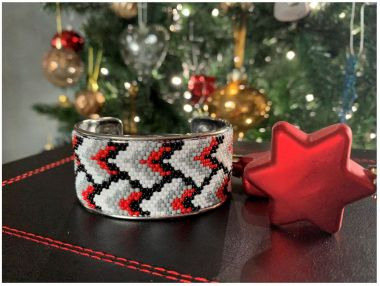 Peyote Bangle - Even Count Peyote Tutorial