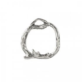 Nunn Design Antique Silver Woodland Ring 25mm Pk1